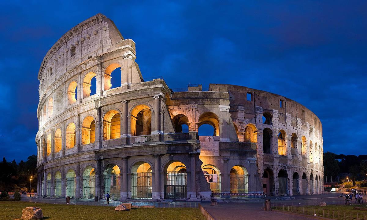 残酷,又伟大的历史遗迹,罗马斗兽场
