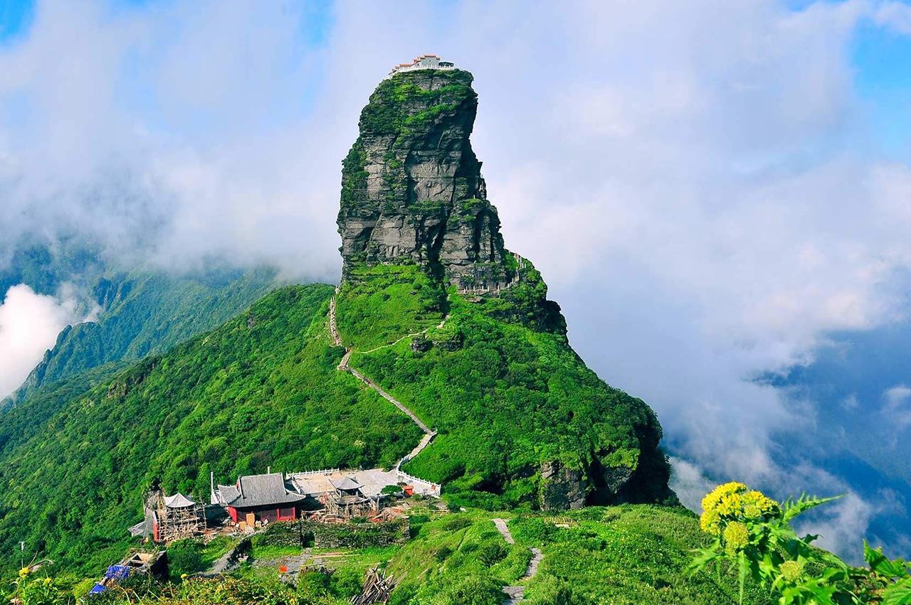 贵州梵净山旅游景区